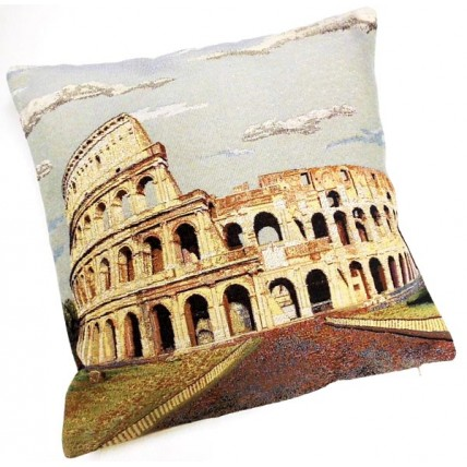 Cuscino con Colosseo